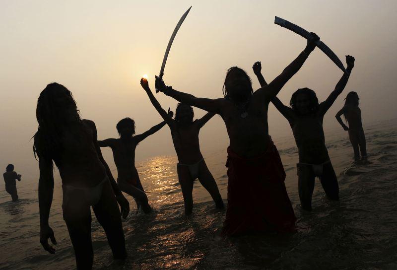 """""""Kumbh Mela"""" (Pitcher Festival) 09770910"""
