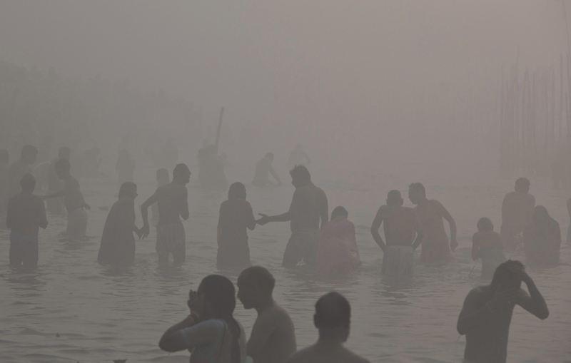 """""""Kumbh Mela"""" (Pitcher Festival) 2013-144"""