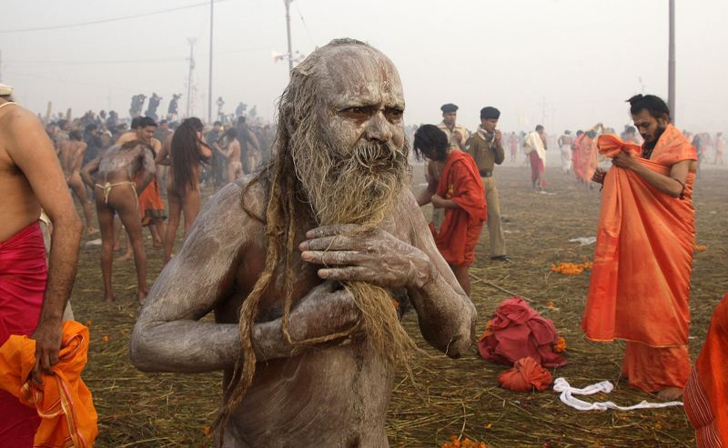 """""""Kumbh Mela"""" (Pitcher Festival) 2013-146"""