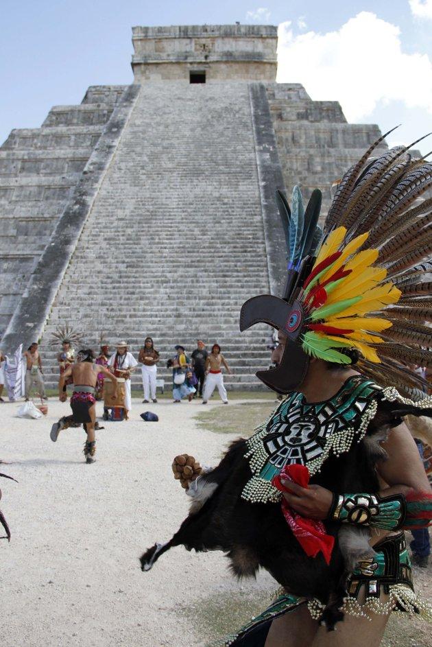 Mayan culture 21d0b710