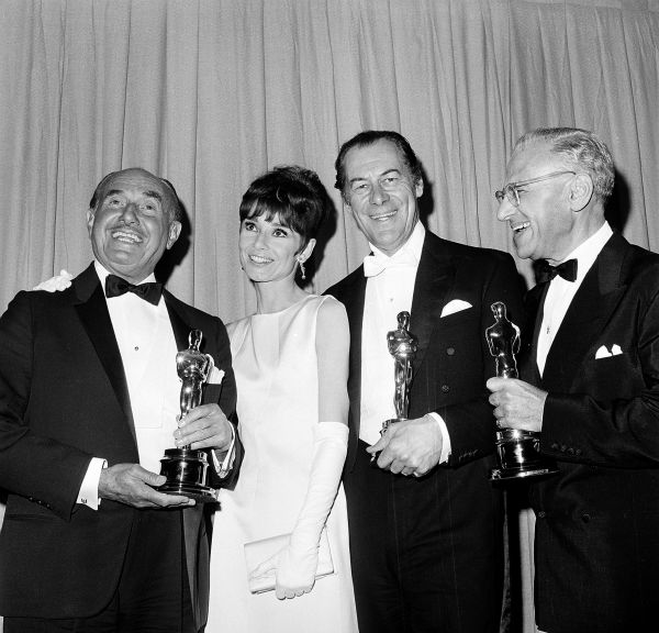 Academy Awards History Ap650410