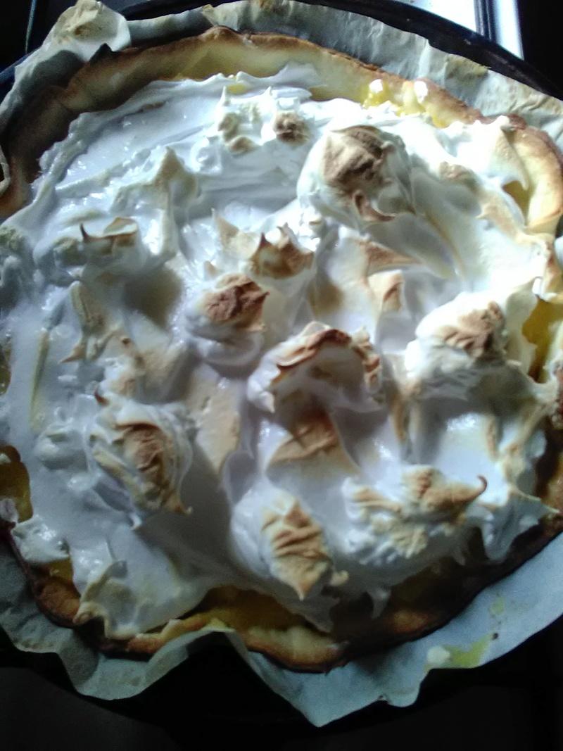 La tarte  au citron meringuée, ce n'est pas compliqué Img_2025