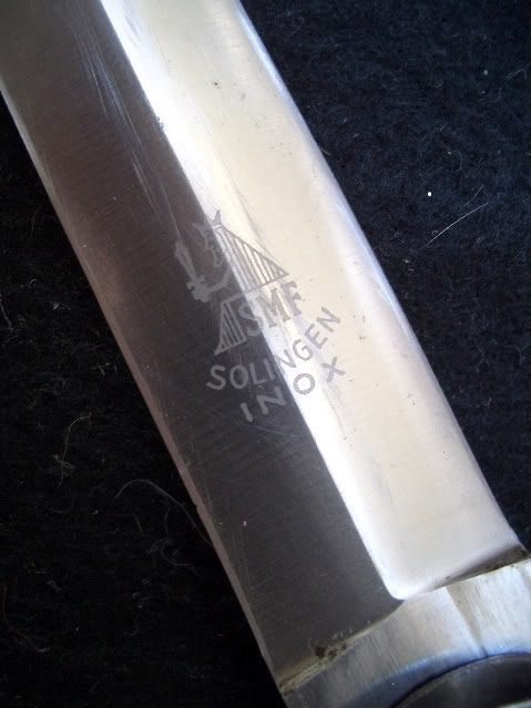 Couteau de Para allemand Gravit10