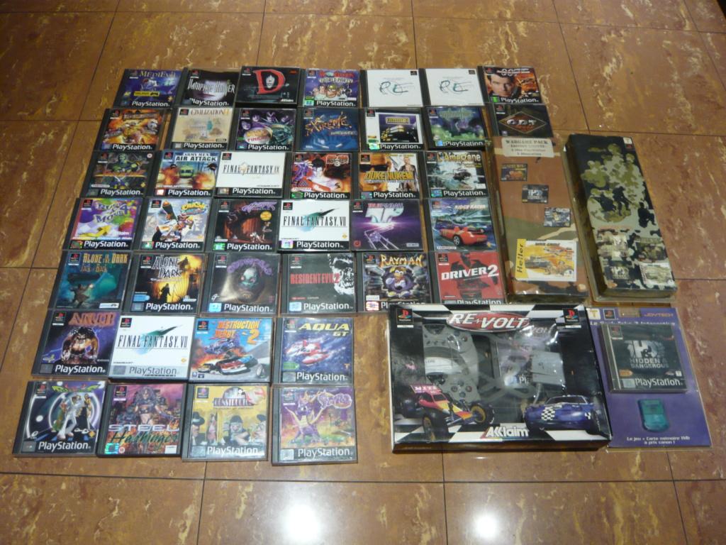[EST] Jeux PS1 et PS2 P1540015