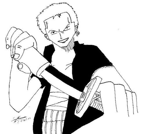[Dessins] One Piece Numari12