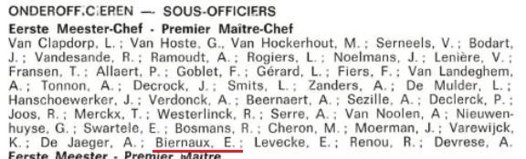 M901 Georges Lecointe (ex HMS Cadmus) - Page 6 Bierna11