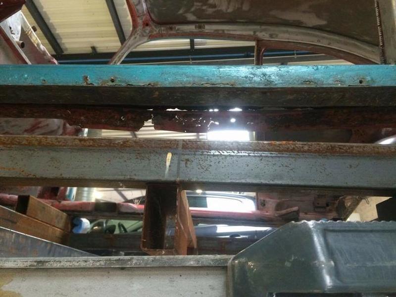 Restauration Coccinelle 1303 de 1973 13615310