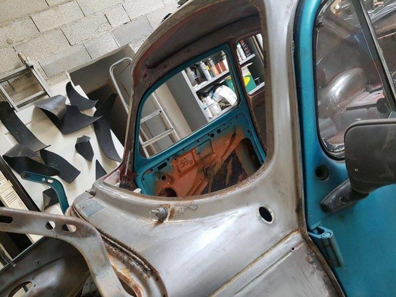 Restauration Coccinelle 1303 de 1973 16403210