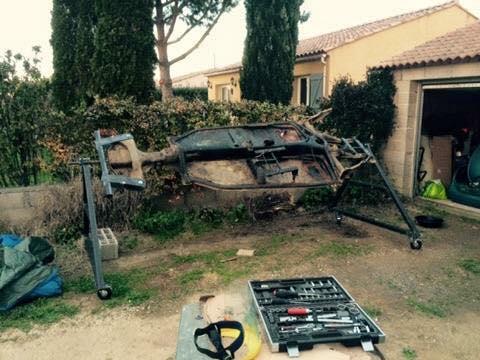 Restauration Coccinelle 1303 de 1973 19370410