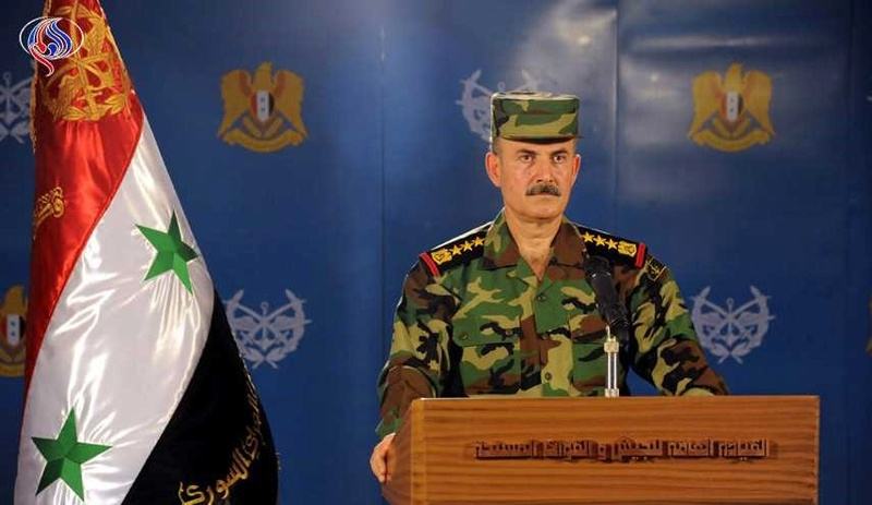 الجيش السوري يوقف الأعمال القتالية في المنطقة الجنوبية حتى يوم الخميس Alalam13