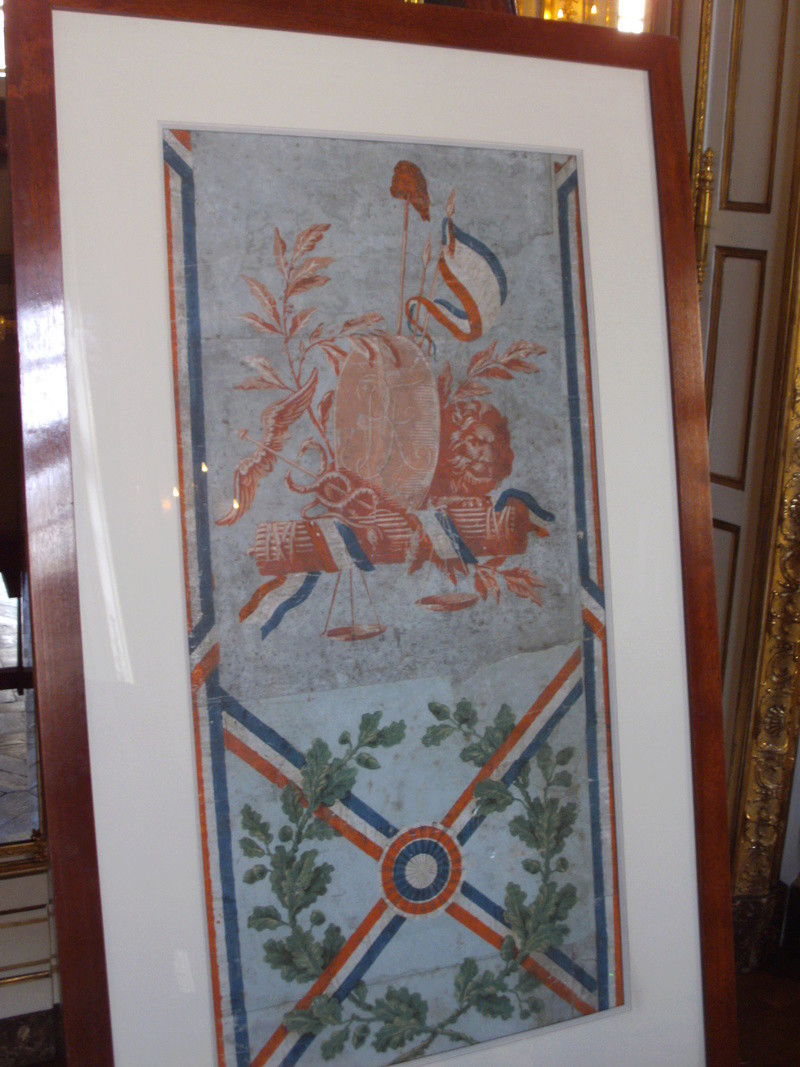 L'hôtel de Toulouse, demeure du duc de Penthtièvre et de la princesse de Lamballe, Paris - Page 2 Pict4212