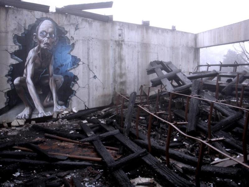 Graffs & Tags Gollum10