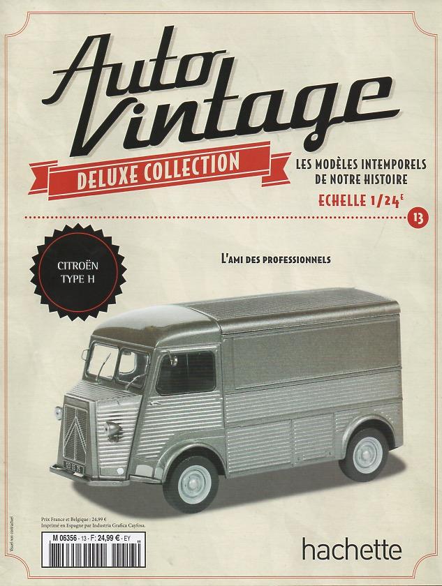 Auto Vintage 1/24 ° - Page 4 Citroe10