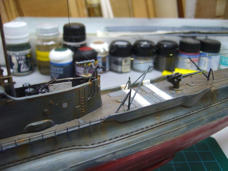 Sous-Marin Japonais I Class I 19 / I 29 : 1/200° Nichimo - Page 3 P1230430