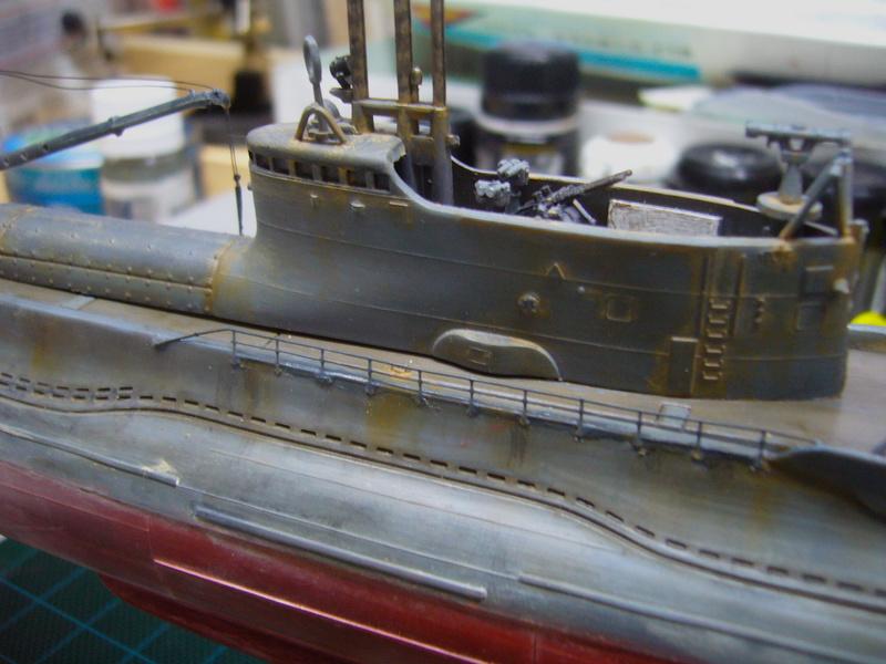 Sous-Marin Japonais I Class I 19 / I 29 : 1/200° Nichimo - Page 3 P1230431
