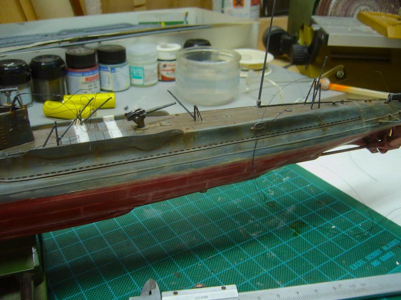 Sous-Marin Japonais I Class I 19 / I 29 : 1/200° Nichimo - Page 3 P1230433
