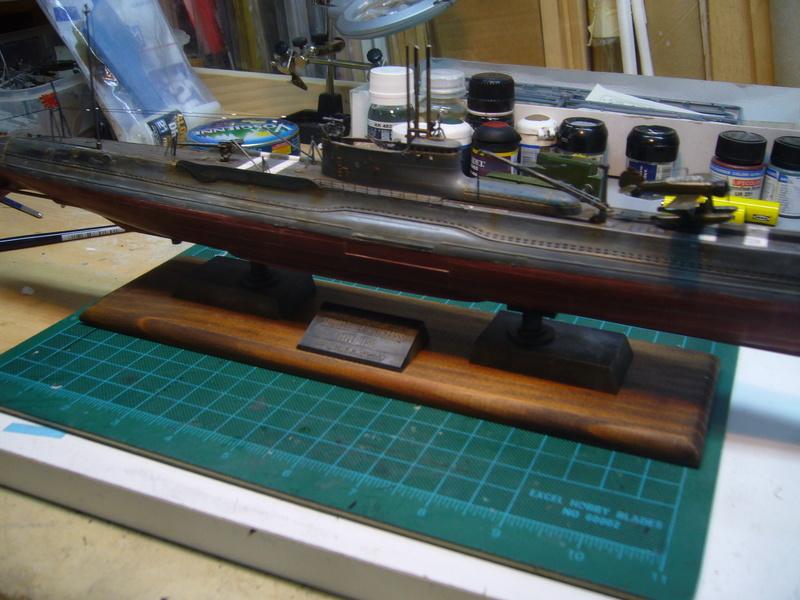 Sous-Marin Japonais I Class I 19 / I 29 : 1/200° Nichimo - Page 3 P1240017