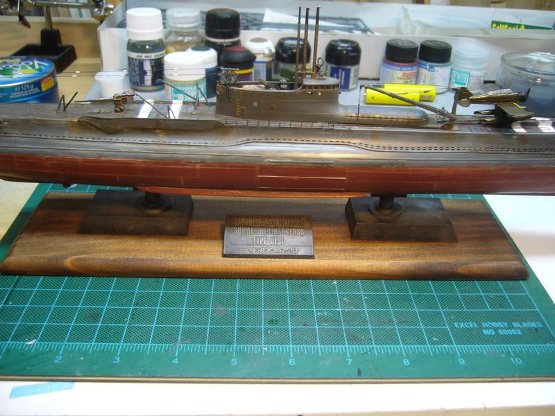 Sous-Marin Japonais I Class I 19 / I 29 : 1/200° Nichimo - Page 3 P1240019