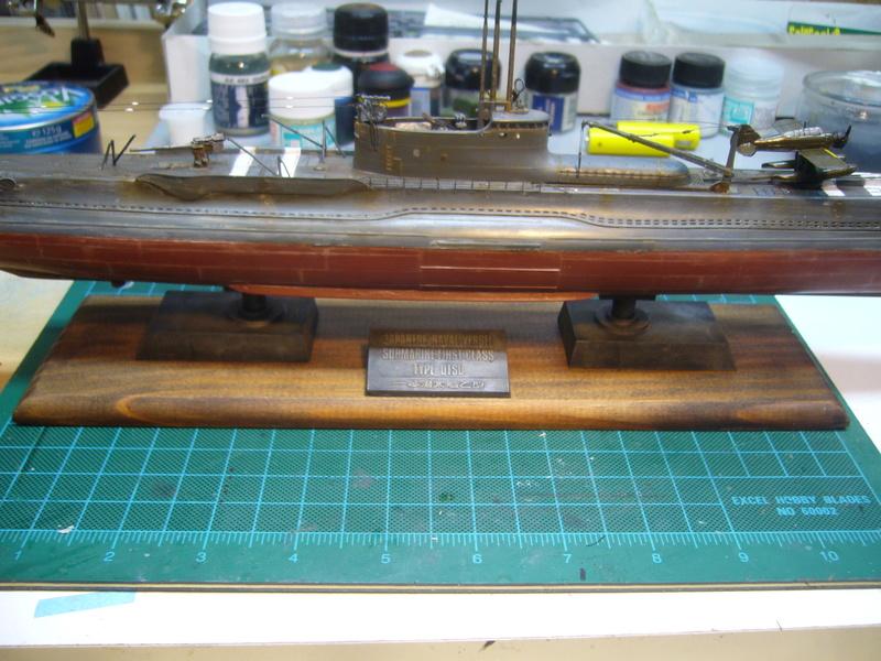Sous-Marin Japonais I Class I 19 / I 29 : 1/200° Nichimo - Page 3 P1240020