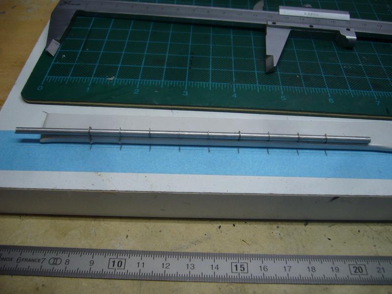 Sous-Marin Japonais I Class I 19 / I 29 : 1/200° Nichimo - Page 3 P1240023