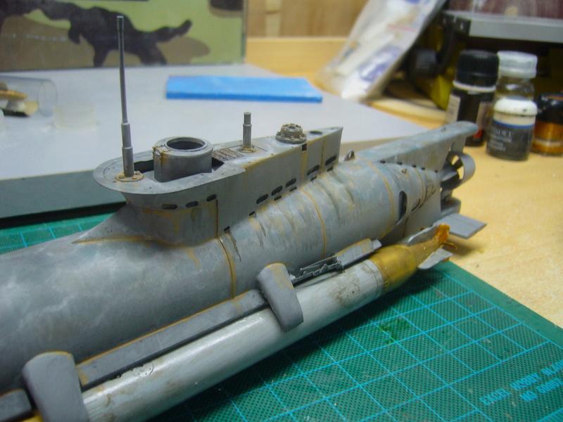 Seehund (Seal) 1/35° Verlinden Prod  - Page 2 P1250116