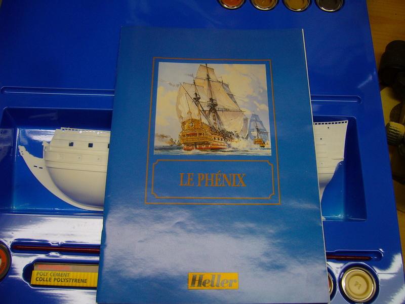 Le Phenix de Heller au 1/150°  P1250145