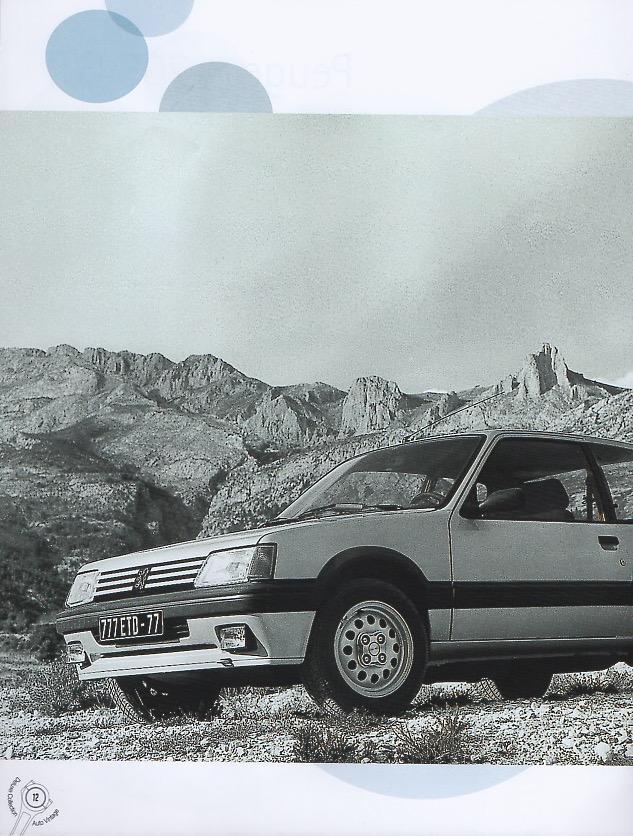Auto Vintage 1/24 ° - Page 3 Peugeo21