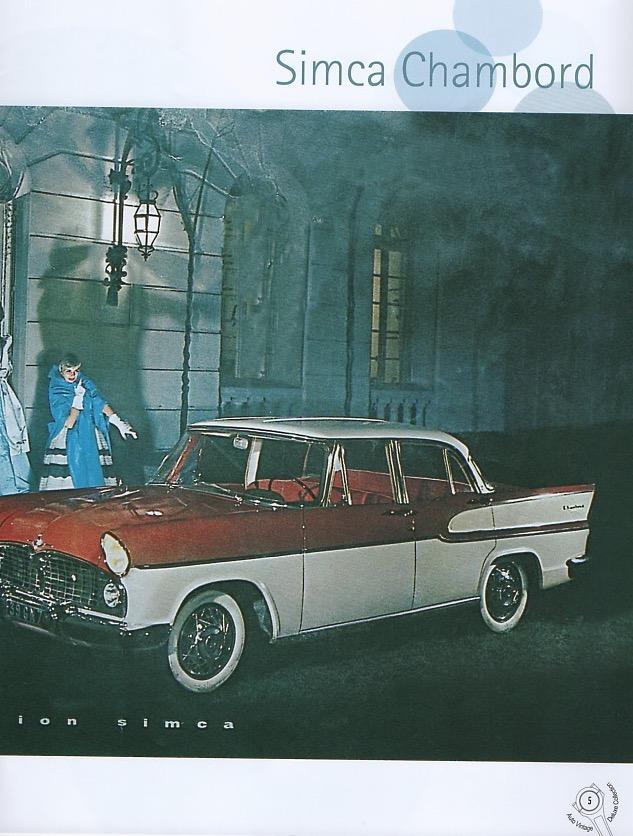 Auto Vintage 1/24 ° - Page 3 Simca_12