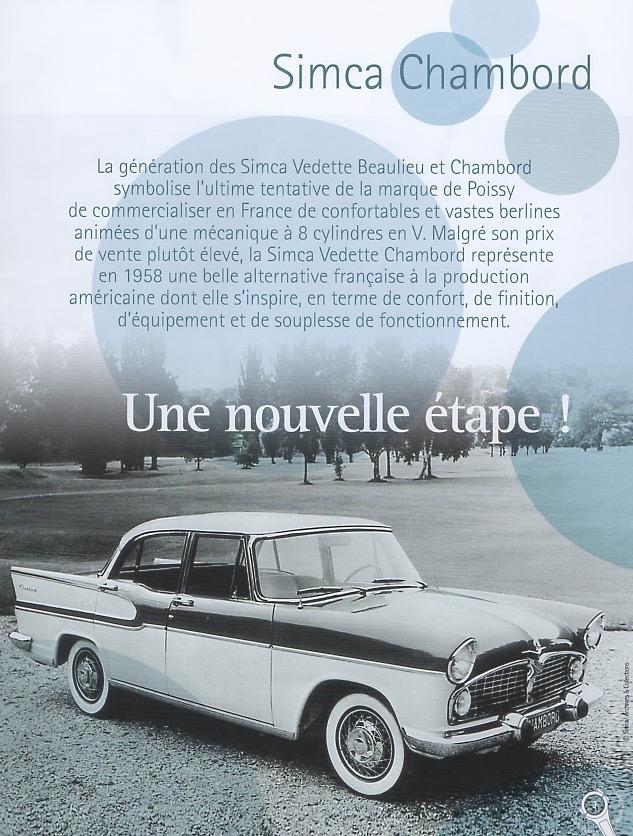 Auto Vintage 1/24 ° - Page 3 Simca_16