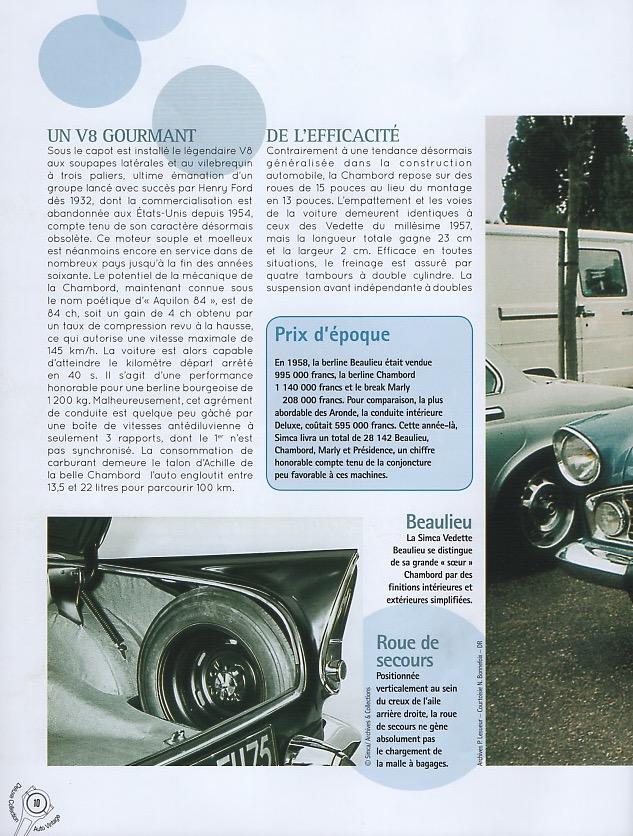 Auto Vintage 1/24 ° - Page 3 Simca_18