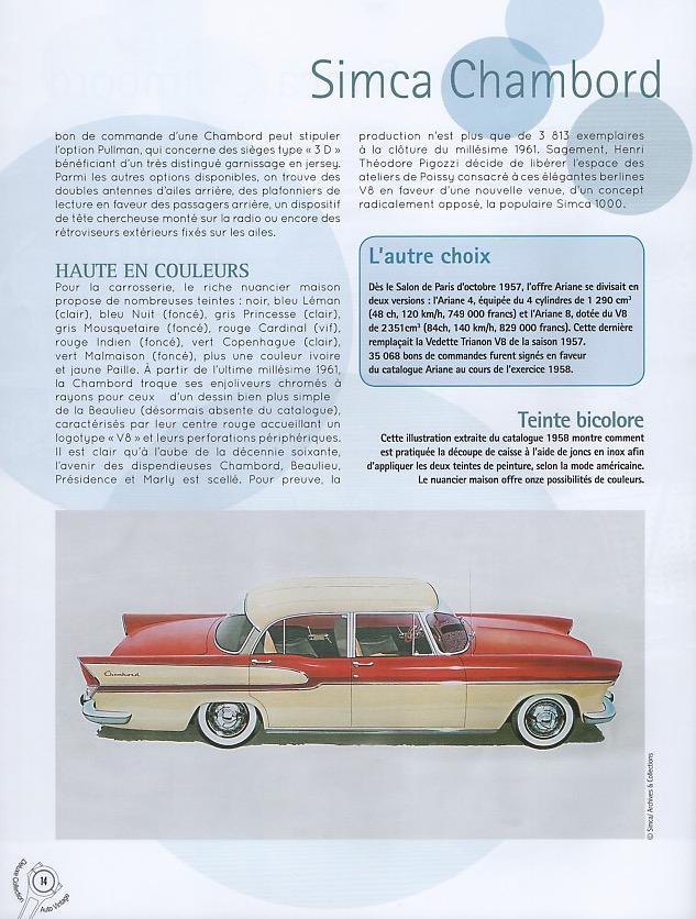Auto Vintage 1/24 ° - Page 3 Simca_21