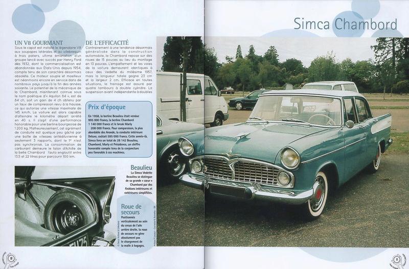 Auto Vintage 1/24 ° - Page 3 Simca_23
