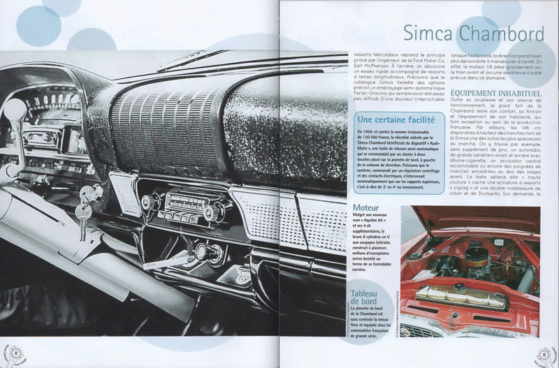 Auto Vintage 1/24 ° - Page 3 Simca_24