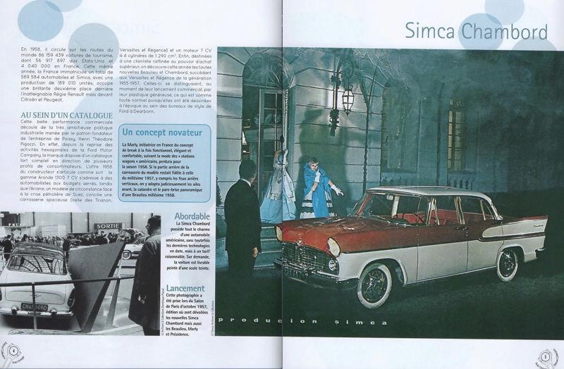 Auto Vintage 1/24 ° - Page 3 Simca_25