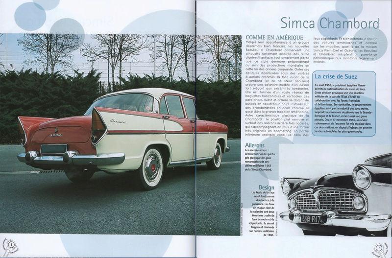 Auto Vintage 1/24 ° - Page 3 Simca_26