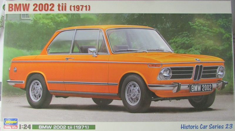 Un nouveau dans mon stock BMW 2002ti 1971  00310