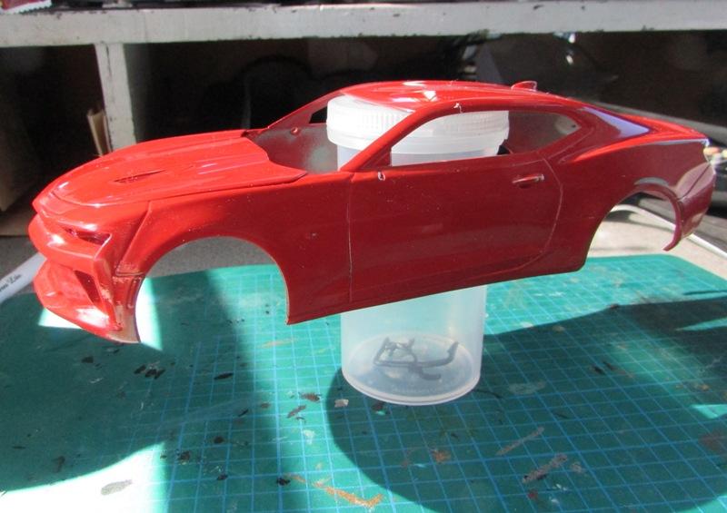 Shop report Camaro SS 2016  00315