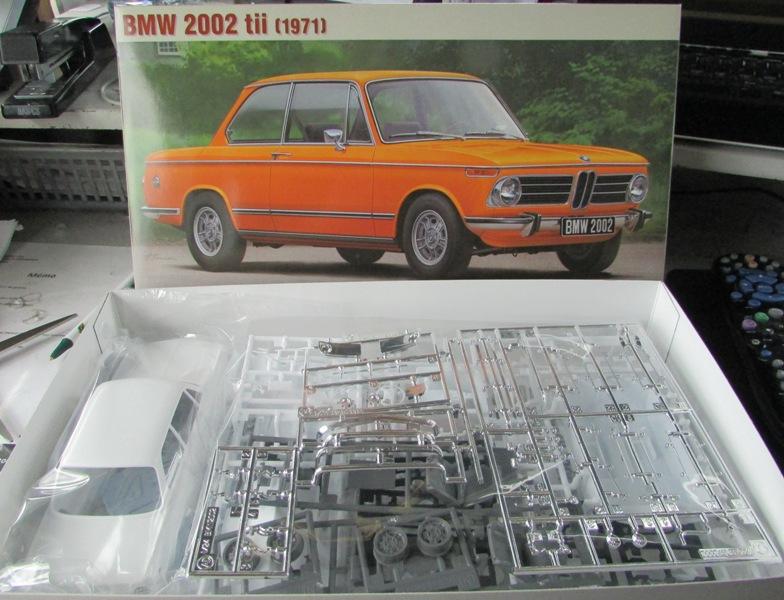 Un nouveau dans mon stock BMW 2002ti 1971  00410