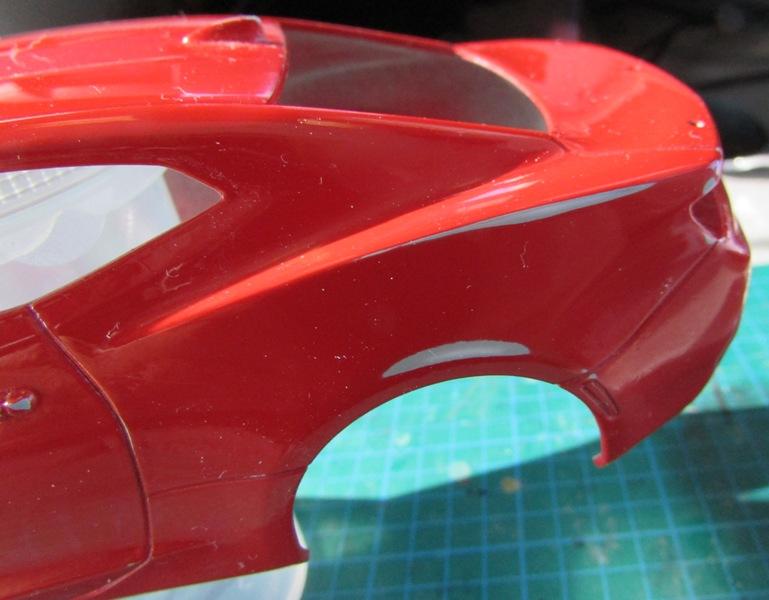 Shop report Camaro SS 2016  00416