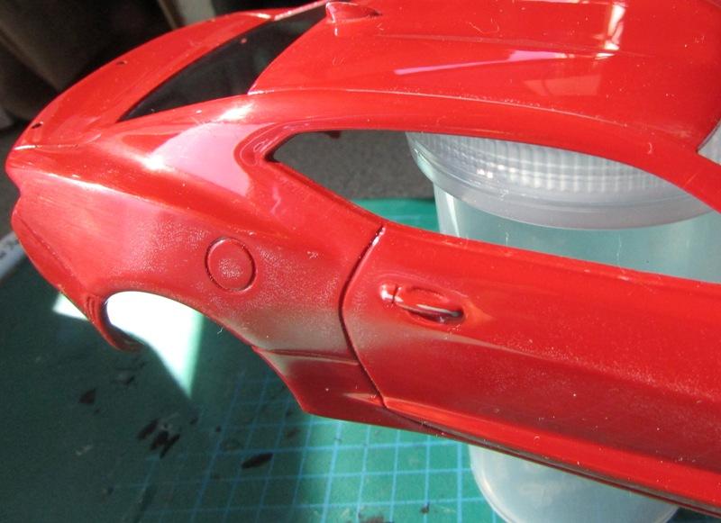 Shop report Camaro SS 2016  00715