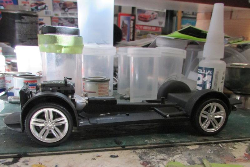 Shop report Camaro SS 2016  00817