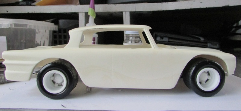 1961 Studebaker Lark Dirt modified 01511