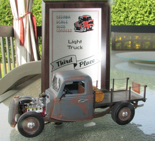 Ottawa Scale Auto Contest #4, Nepean Ontario 15011