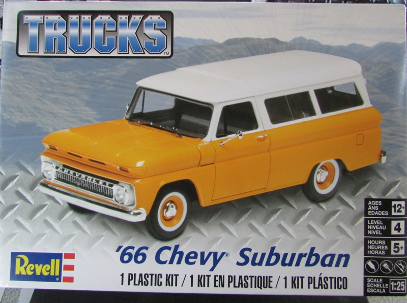 1966 Chevrolet Suburban de Revell  23c43a11