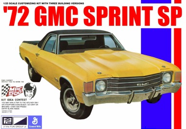 1972 GMC Sprint SP. 454  4ba9a611
