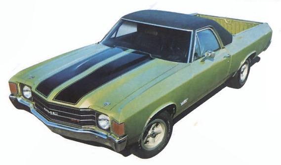 1972 GMC Sprint SP. 454  B9117312