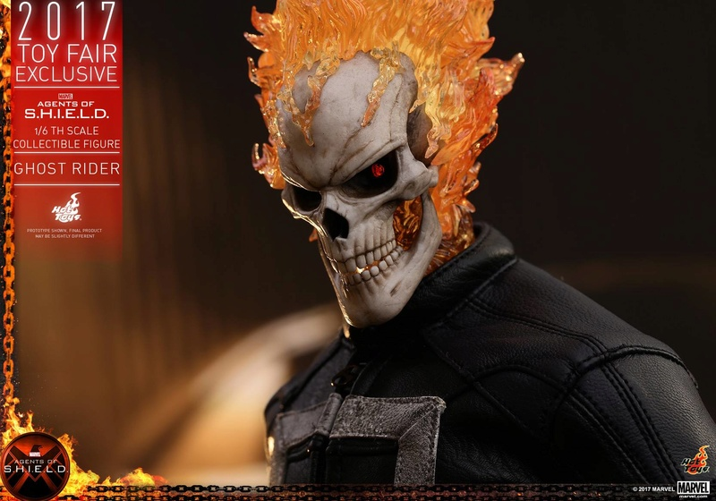 AGENTS OF SHIELD - GHOST RIDER -TMS005 10211