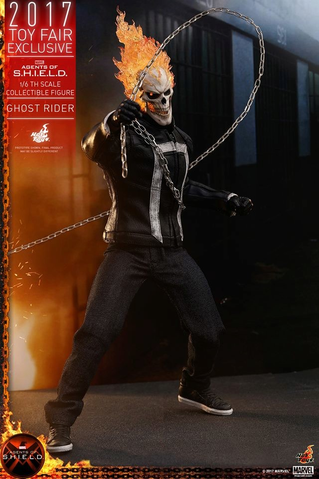 AGENTS OF SHIELD - GHOST RIDER -TMS005 10311