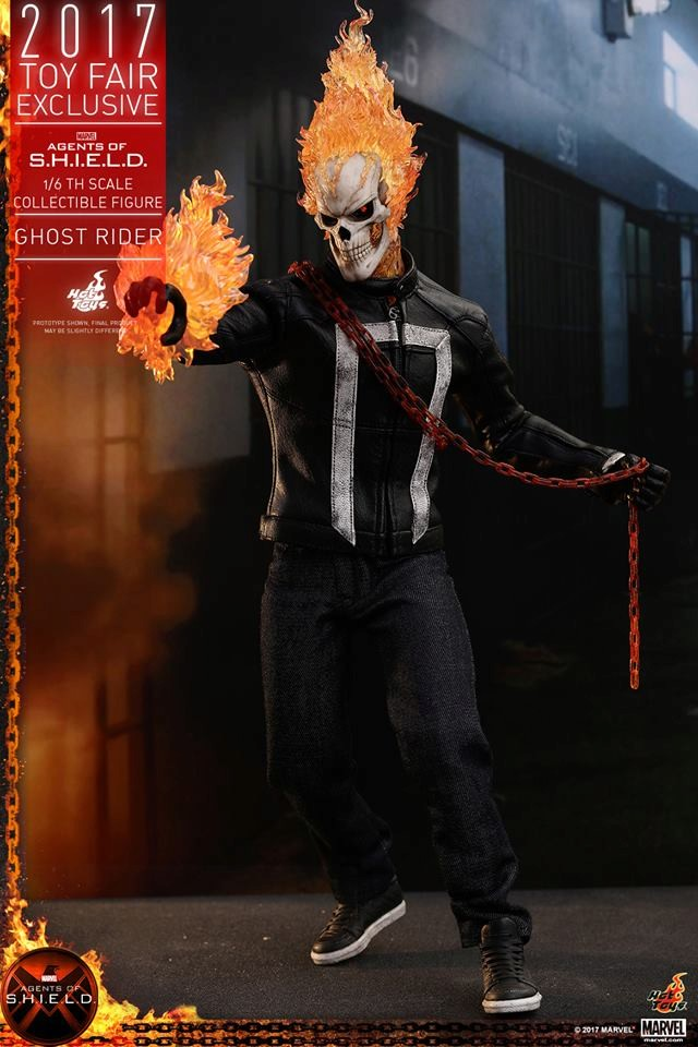 AGENTS OF SHIELD - GHOST RIDER -TMS005 10610