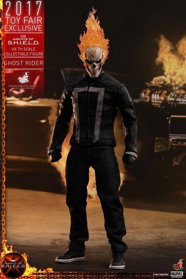 AGENTS OF SHIELD - GHOST RIDER -TMS005 10710